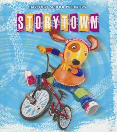 Storytown reading textbook